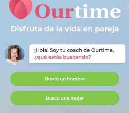 Registro en Ourtime