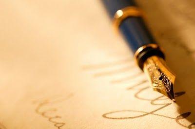 Como escrever mensagens
